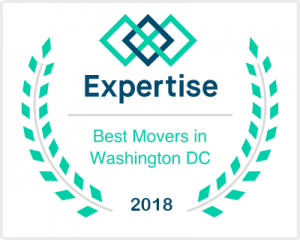 2018 Best Movers in Washington, DC